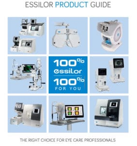 Essilor Instruments Product Catalog