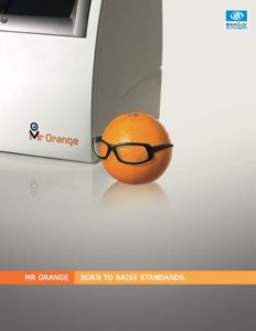 thumbnail of Mr. Orange Brochure