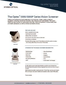 thumbnail of OPTEC 5000