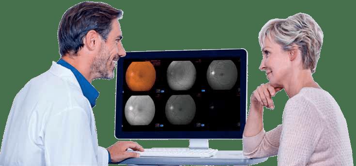 Screening & Diagnostics Retina 400