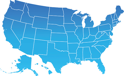 Essilor Instruments USA Map