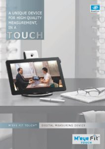 thumbnail of M'eye Fit Touch Brochure