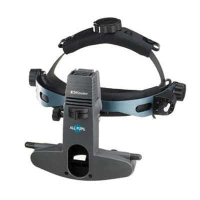 Binocular Indirect Ophthalmoscope - All Pupil II LED Wireless