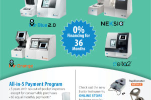 Show Special - 0 Percent Financing for Finishing Systems