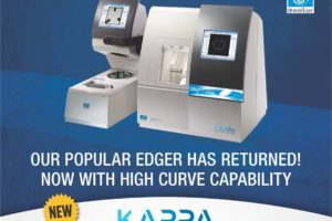 Essilor Instruments USA Launches KAPPA Special Edition Edging System