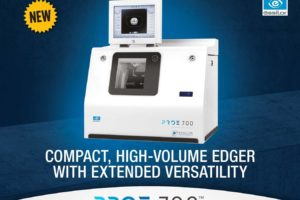 Essilor Instruments USA Launches Pro-E 700 Edging System