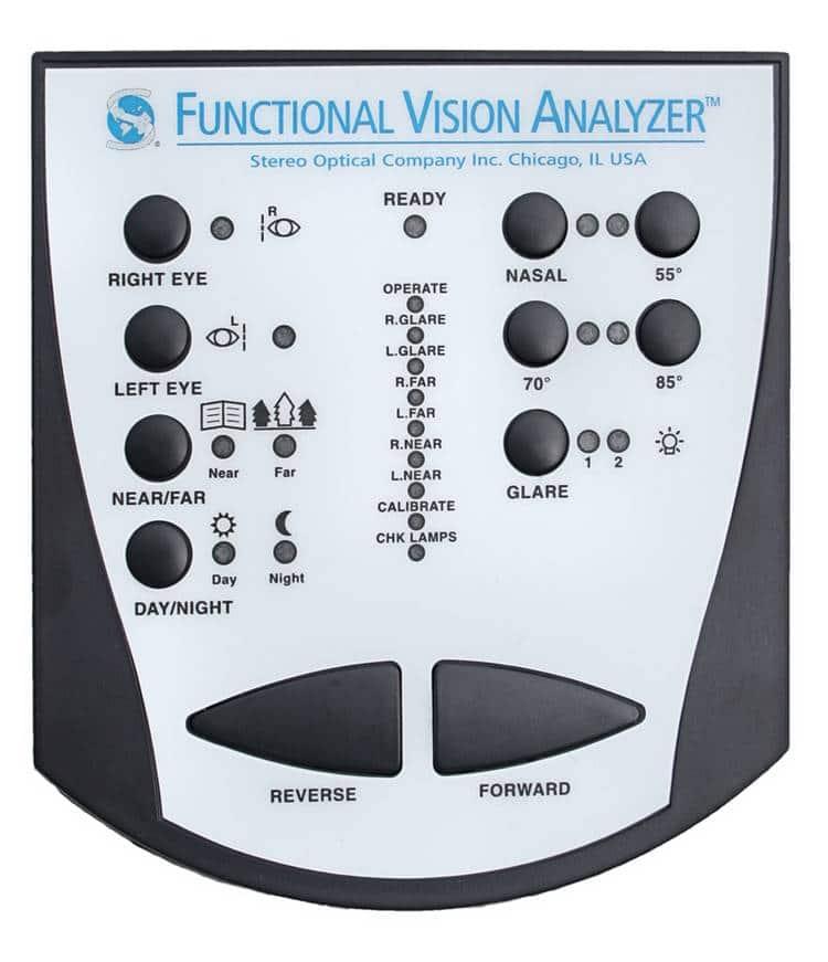 Functional Vision Analyzer - Essilor Instruments USA