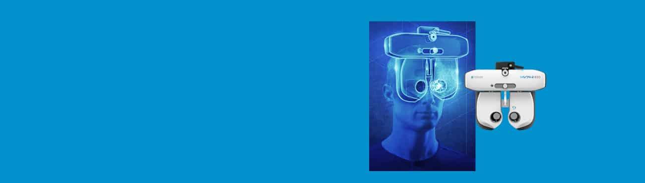 Essilor Instruments Vision R 800
