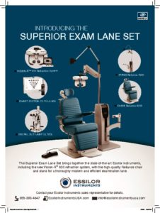 thumbnail of Essilor Instruments Superior Exam Lane Opto Mgmt 02-2020
