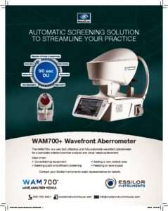 thumbnail of WAM 700 Plus Eyecare Business ad 10-2019