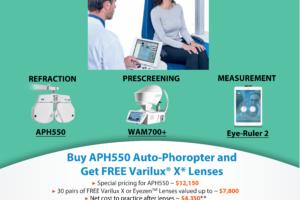 Optometry Practice-Building Program - Safer Distance