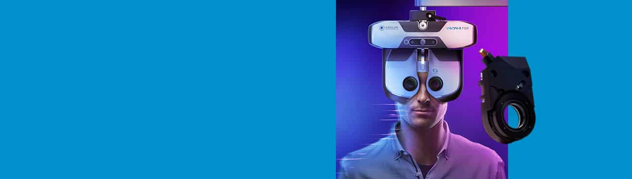 Essilor Instruments Vision-R 700